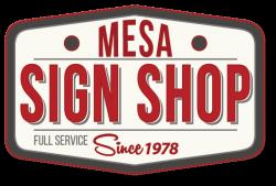 Mesa Sign Shop
